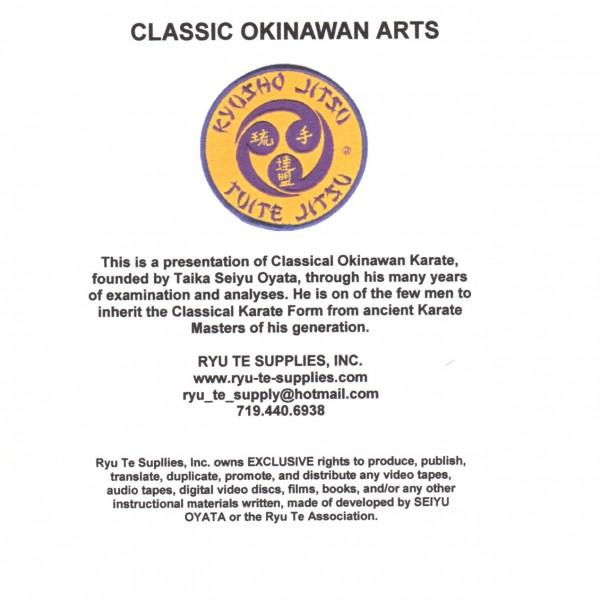 CLASSIC OKINAWAN ARTS