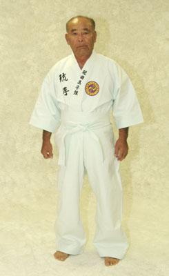 White-Hakama